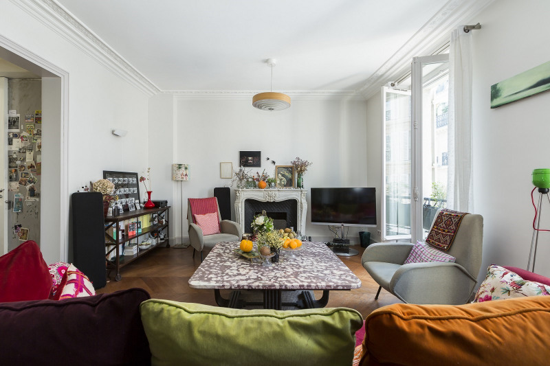 Deluxe sale apartment Paris 6ème 1 790 000€ - Picture 2