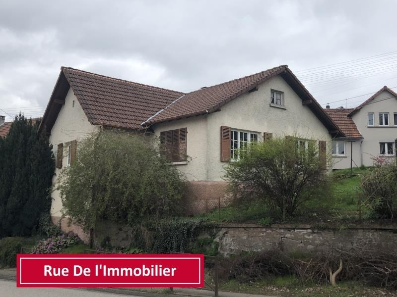 Vente maison / villa Goetzenbruck 80 000€ - Photo 1