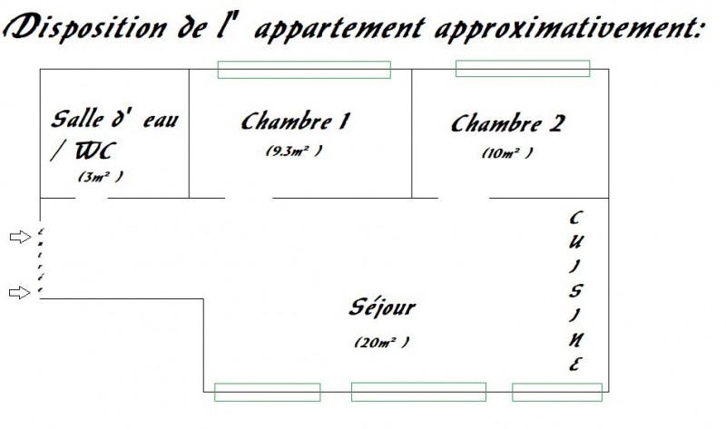 Vente appartement Montreuil 306900€ - Photo 7