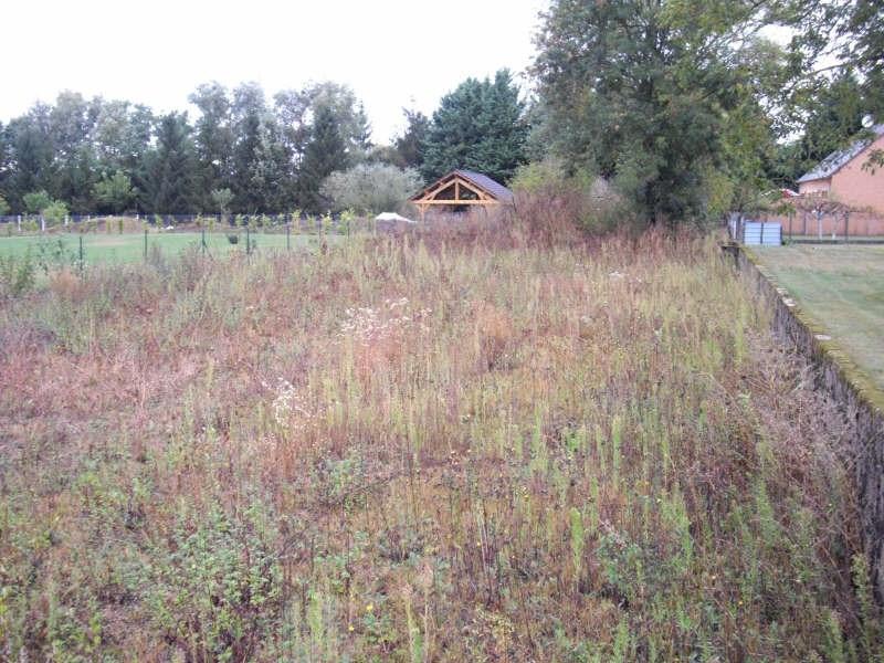 Vente terrain Gurgy 49900€ - Photo 1