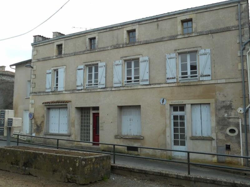 Vente maison / villa Cherveux 70200€ - Photo 1