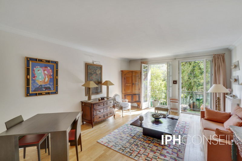 Deluxe sale apartment Neuilly-sur-seine 1 040 000€ - Picture 1