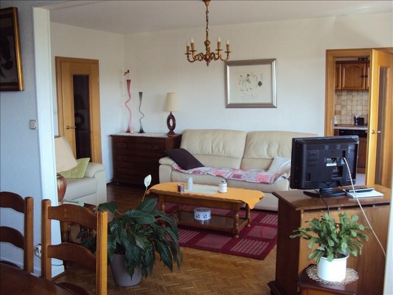 Sale apartment Mulhouse 110000€ - Picture 3