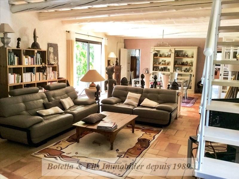Verkoop van prestige  huis Uzes 525000€ - Foto 4
