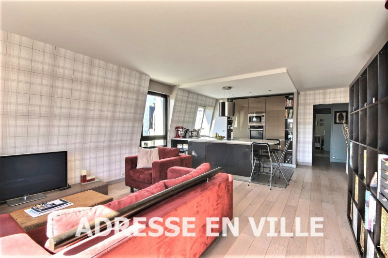 Venta  apartamento La garenne colombes 565000€ - Fotografía 3