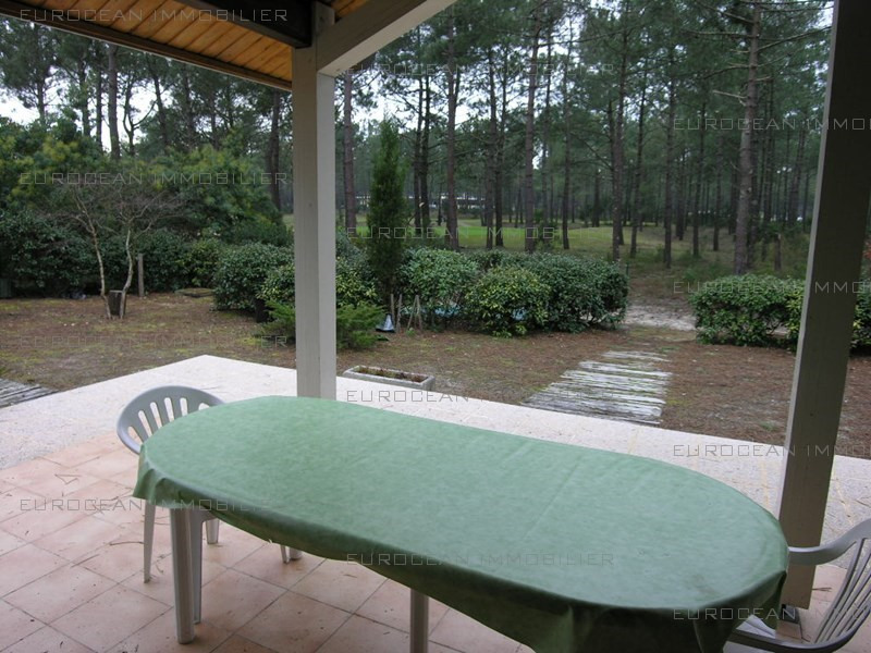 Vacation rental house / villa Lacanau-ocean 1 072€ - Picture 2