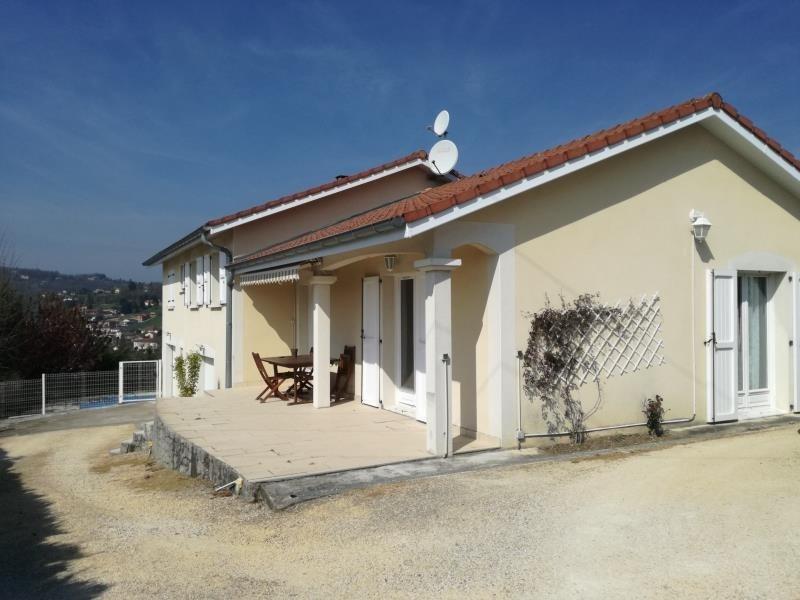 Vente maison / villa Estrablin 395000€ - Photo 1