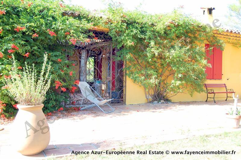 Deluxe sale house / villa Le canton de fayence 875000€ - Picture 29