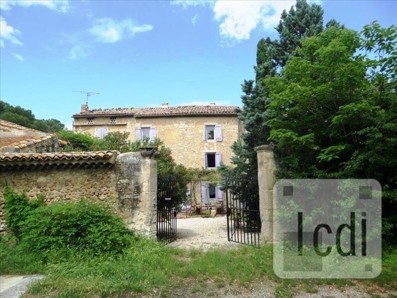 Produit d'investissement maison / villa Saint-paul-trois-châteaux 475000€ - Photo 1