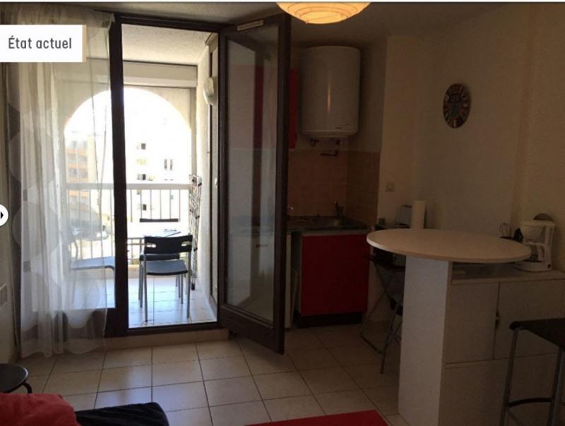 Sale apartment Carnon plage 79000€ - Picture 2