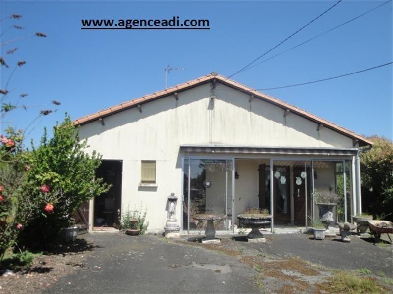 Vente maison / villa La creche 131000€ - Photo 1