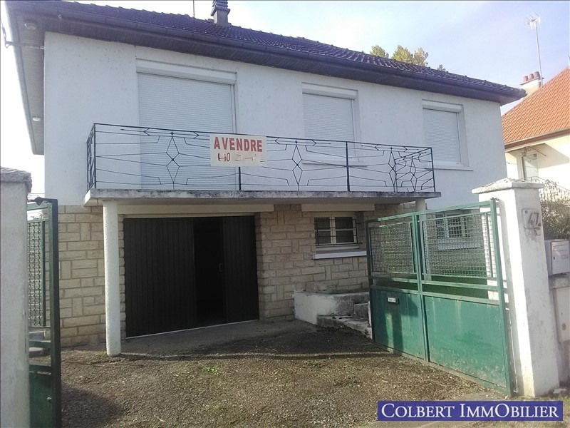 Vente maison / villa Migennes 113000€ - Photo 1
