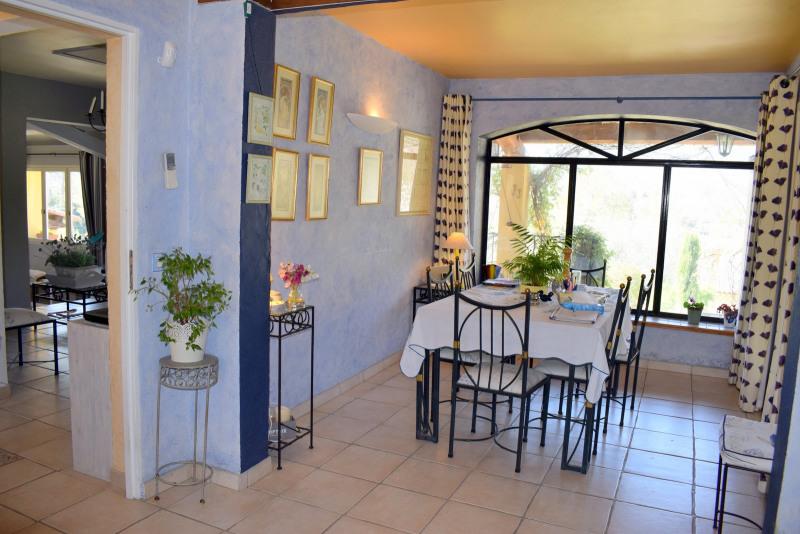 Deluxe sale house / villa Fayence 560000€ - Picture 29