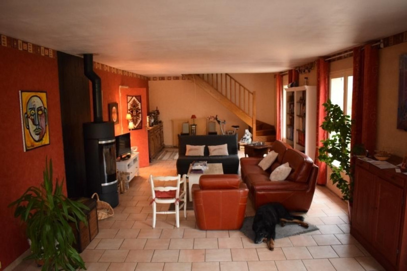 Sale house / villa Bois le roi 476000€ - Picture 2