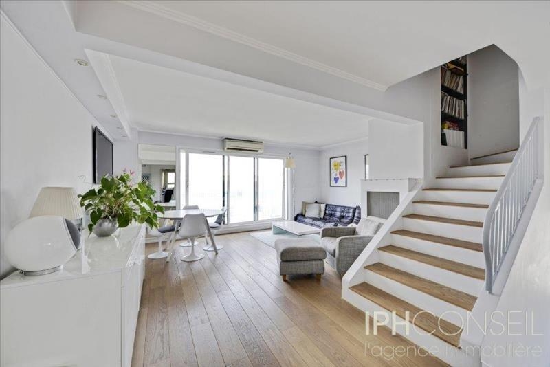 Vente de prestige appartement Neuilly sur seine 1390000€ - Photo 1