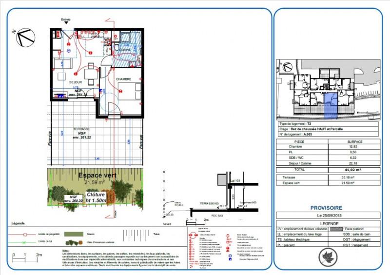 Vente appartement L isle d'abeau 150000€ - Photo 2