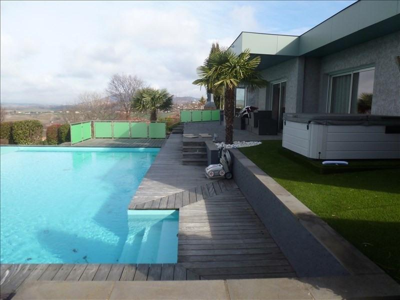 Vente de prestige maison / villa Cournon d'auvergne 589000€ - Photo 2