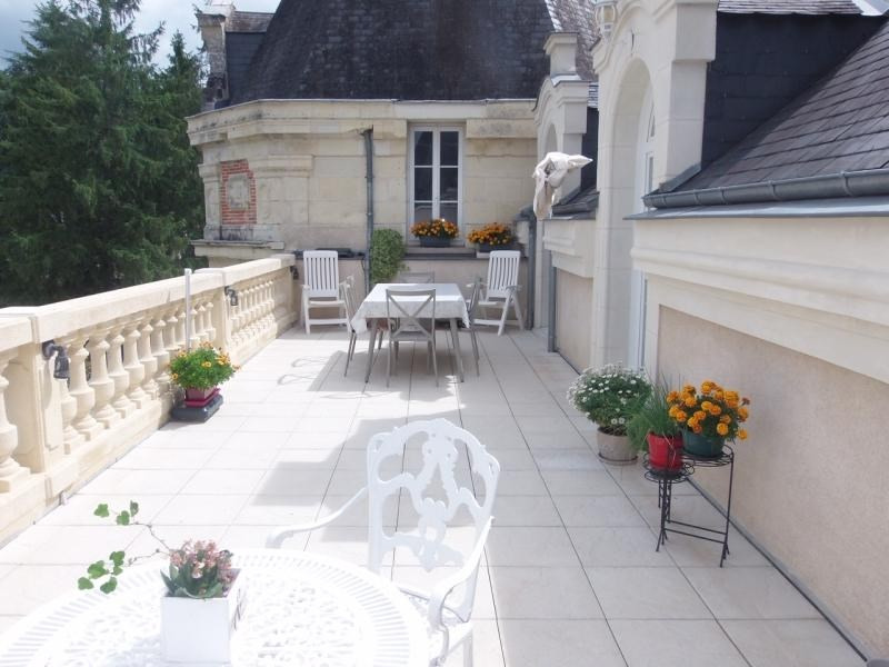 Vente de prestige appartement St benoit la foret 258 000€ - Photo 6