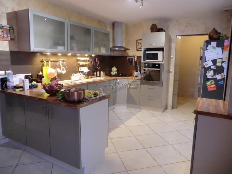 Vente maison / villa La chapelle en serval 465 000€ - Photo 5