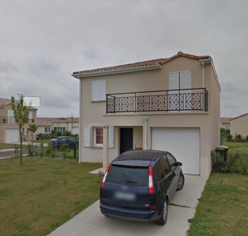 Location maison / villa Chauray 703€ CC - Photo 1