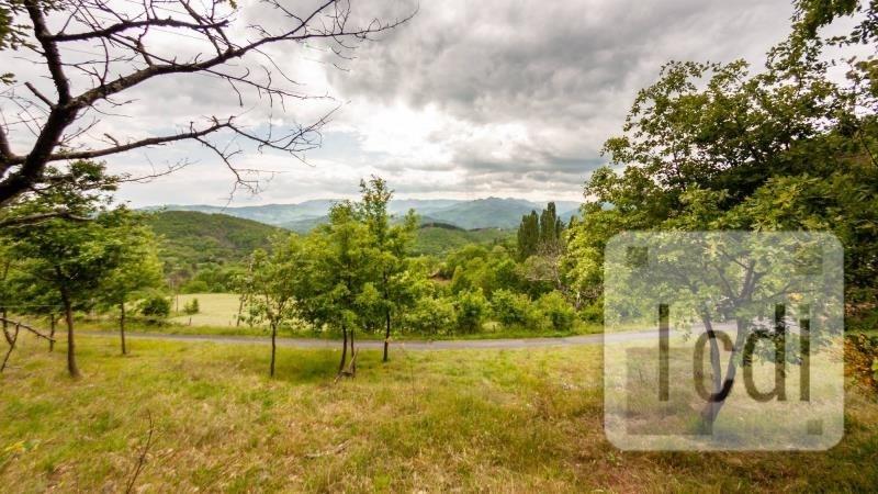 Vente terrain Vals-les-bains 100000€ - Photo 1