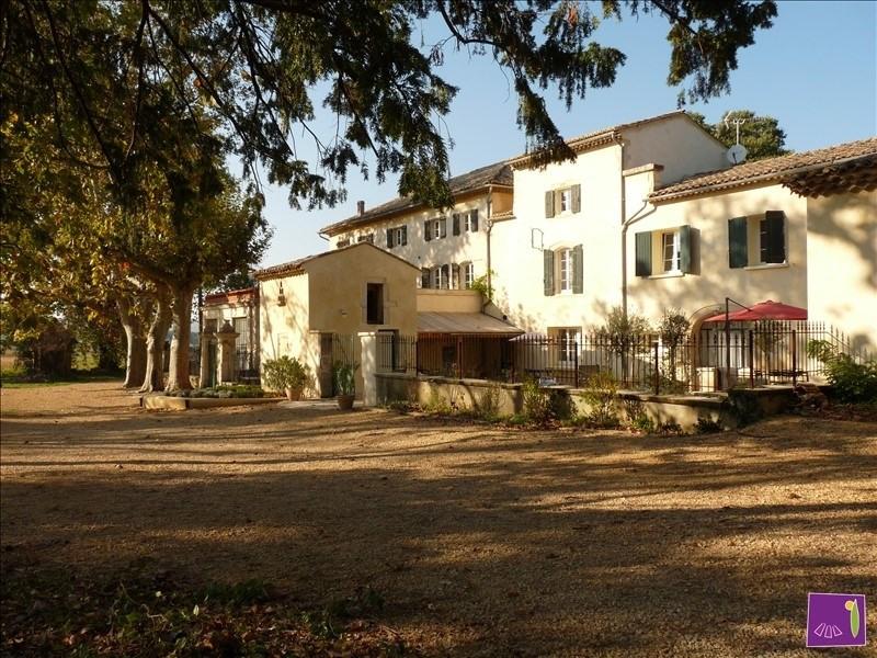 Immobile residenziali di prestigio casa Goudargues 1495000€ - Fotografia 19