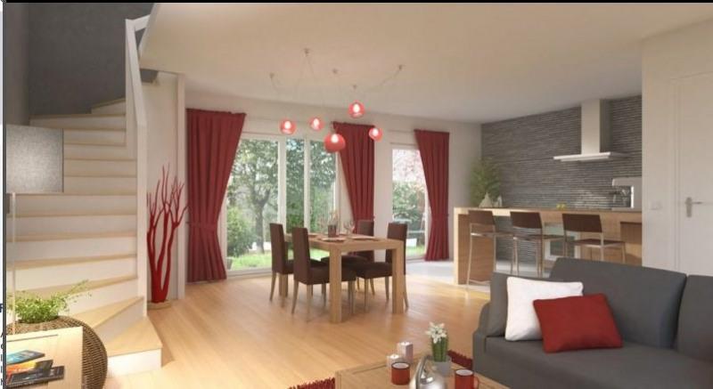Vente maison / villa Bussy-saint-georges 310000€ - Photo 1
