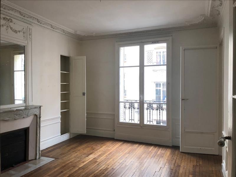Rental apartment Paris 15ème 1570€ CC - Picture 1