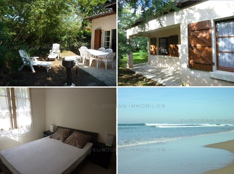 Vermietung von ferienwohnung haus Lacanau-ocean 525€ - Fotografie 1