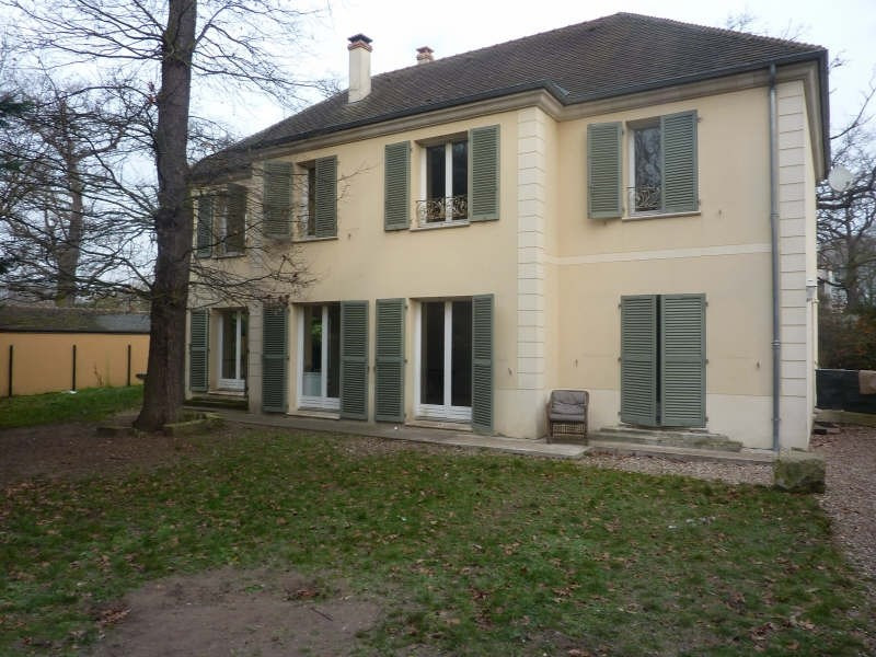 Rental house / villa Maisons-laffitte 3 920€ CC - Picture 1