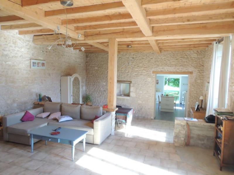 Vente maison / villa Saint romain de benet 219500€ - Photo 2