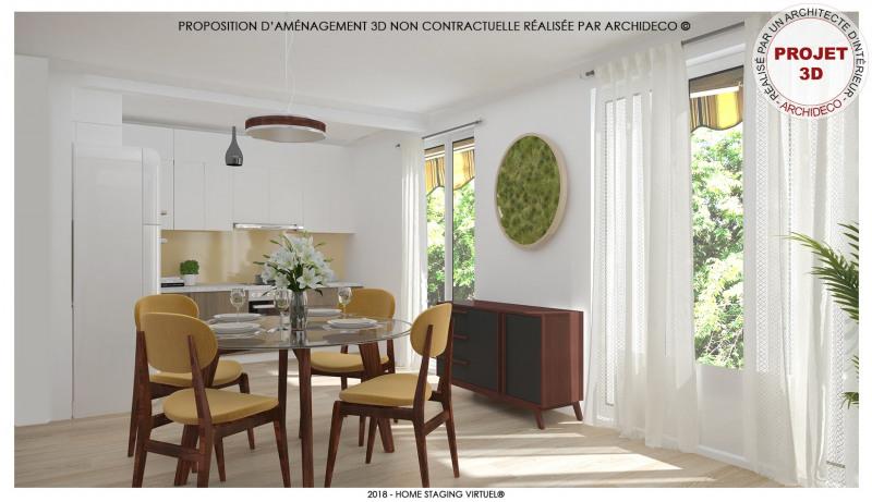 Sale apartment Morieres les avignon 119000€ - Picture 3