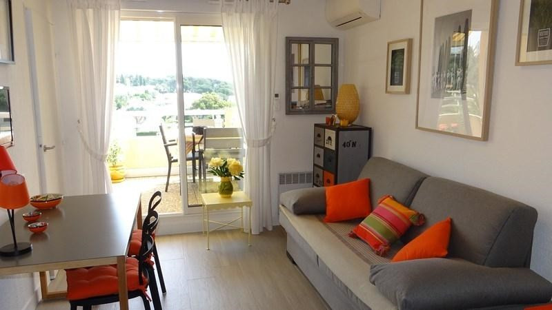 Vacation rental apartment Cavalaire 650€ - Picture 5