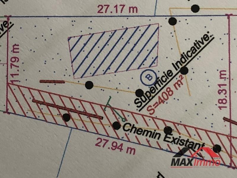 Vente terrain Ste suzanne 89000€ - Photo 3