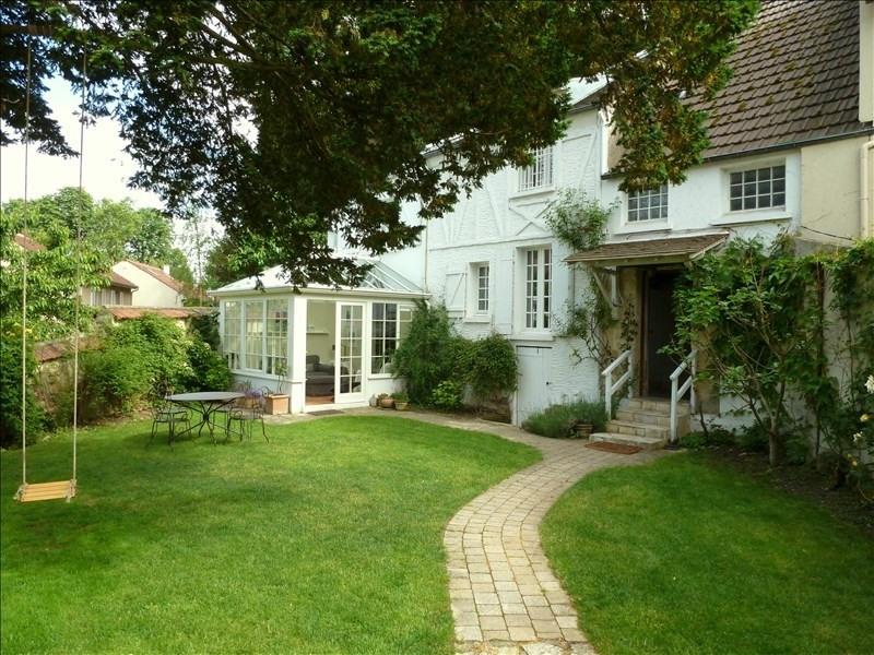 Sale house / villa Le mesnil le roi 610000€ - Picture 10