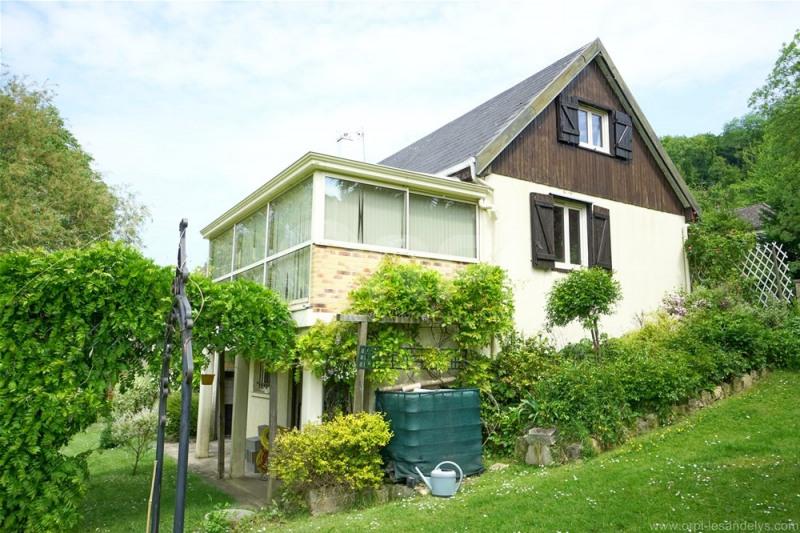 Vente maison / villa Les andelys 128000€ - Photo 1