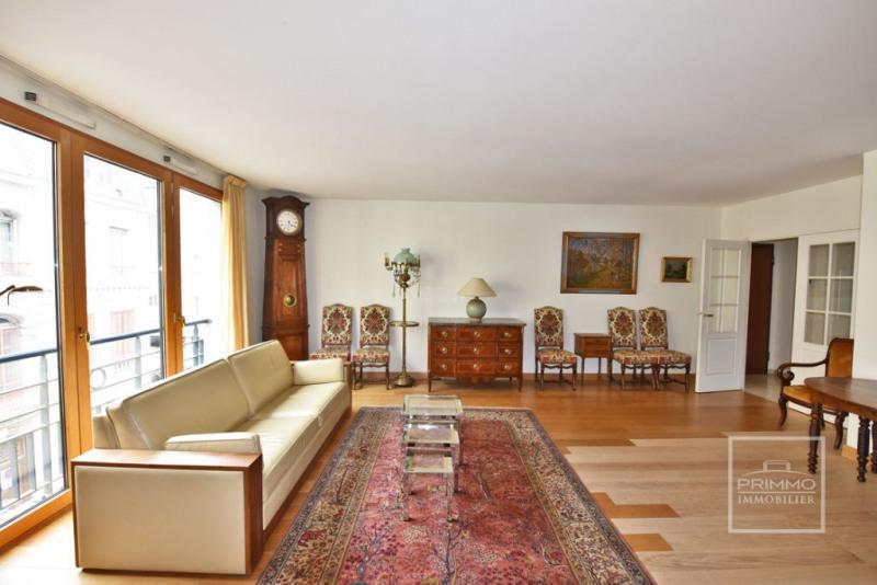 Vente appartement Lyon 6ème 725000€ - Photo 1