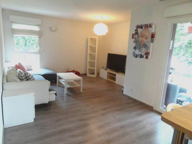 Rental apartment Gaillard 1550€ CC - Picture 1