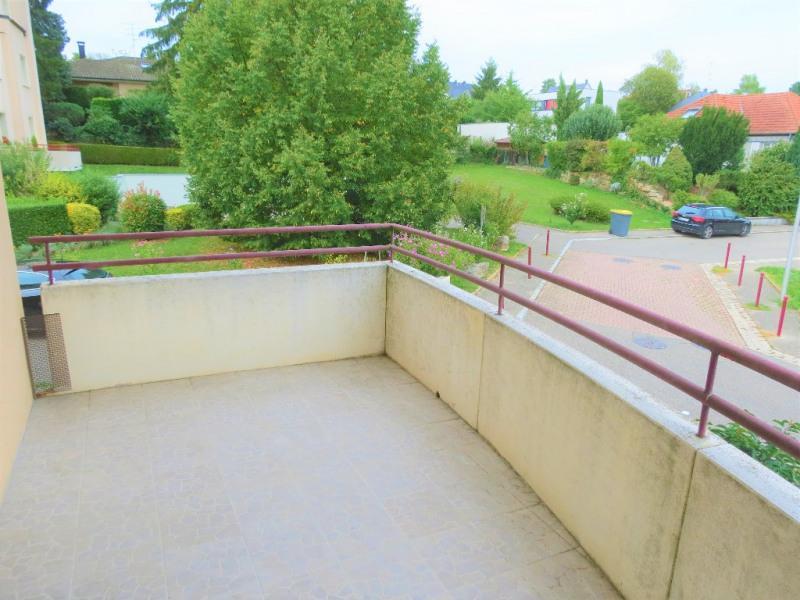 Sale apartment Lutterbach 168000€ - Picture 5