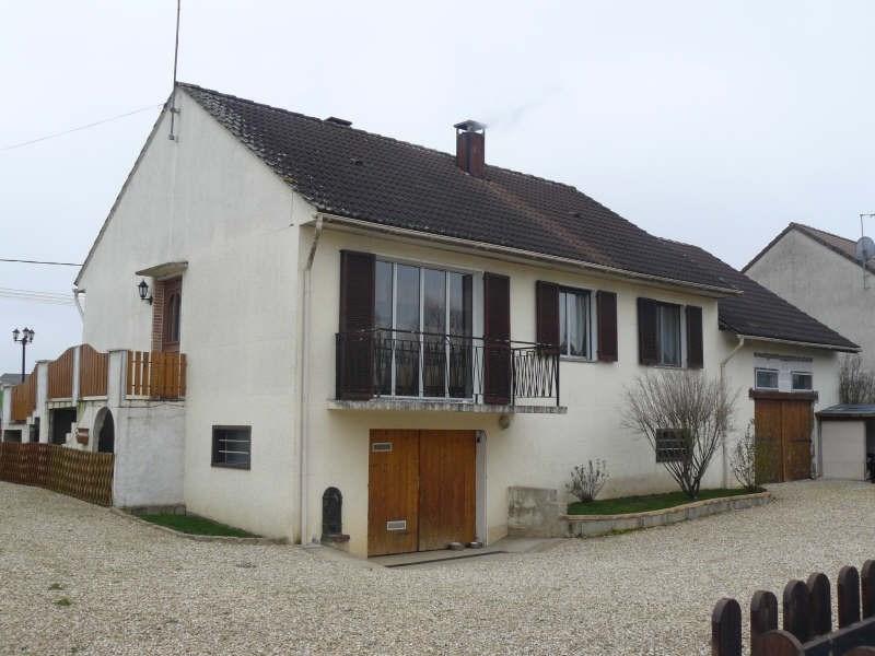 Vente maison / villa Venouse 139000€ - Photo 1