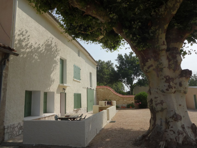 Vente maison / villa Althen des paluds 494000€ - Photo 9