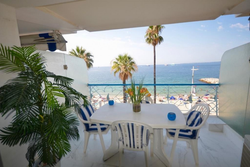 Location vacances appartement Juan-les-pins  - Photo 2