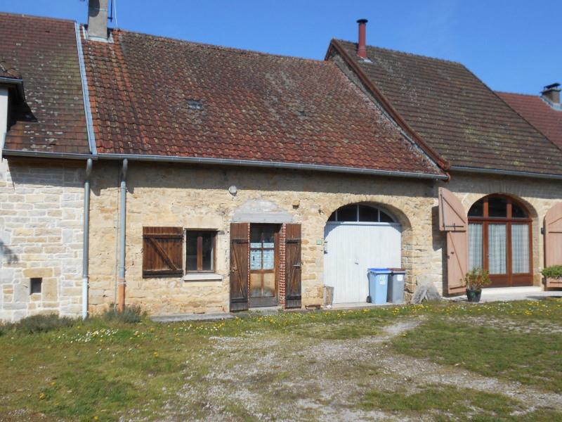 Vente maison / villa Domblans 95000€ - Photo 1