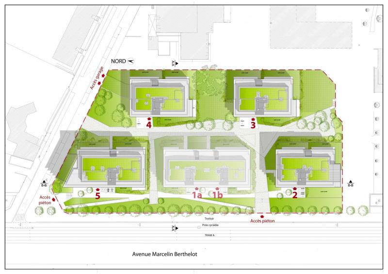 Vente appartement Grenoble 240000€ - Photo 1