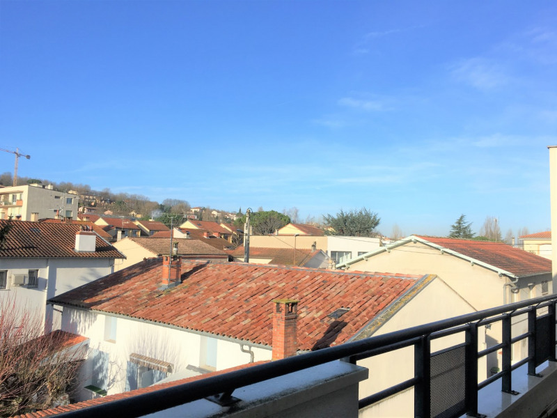 Sale apartment Toulouse 140000€ - Picture 2