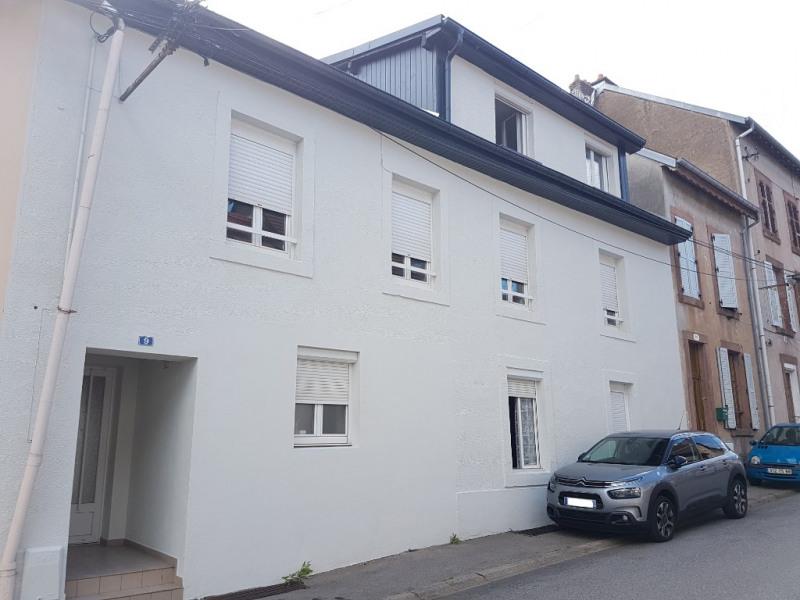 Sale apartment St die 81000€ - Picture 1
