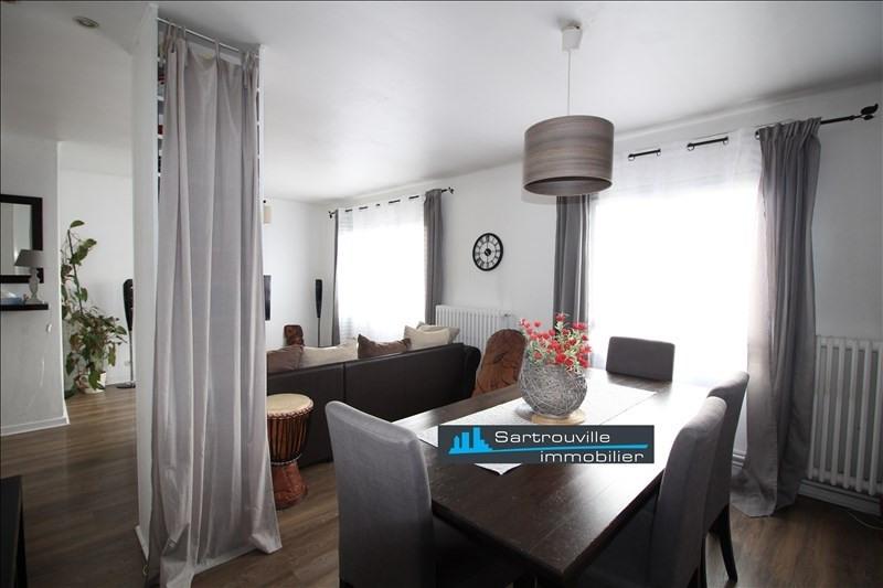 Vente appartement Sartrouville 189000€ - Photo 1