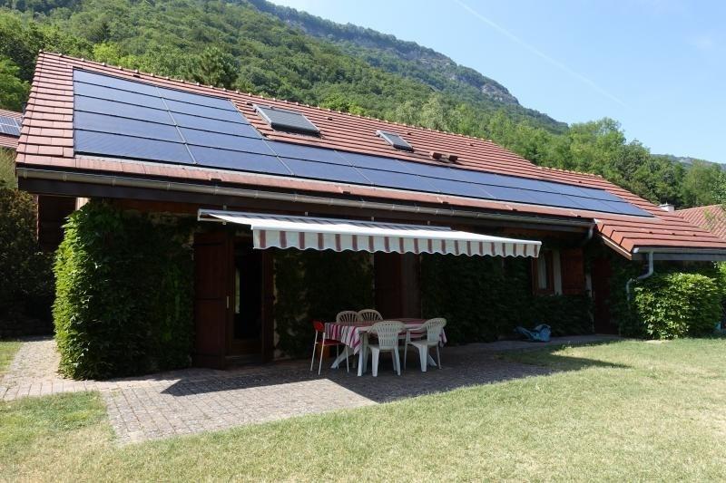 Sale house / villa La flachère 380000€ - Picture 3