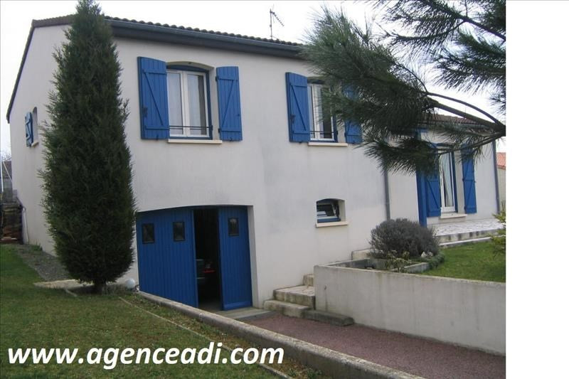 Vente maison / villa Exireuil 156 000€ - Photo 1