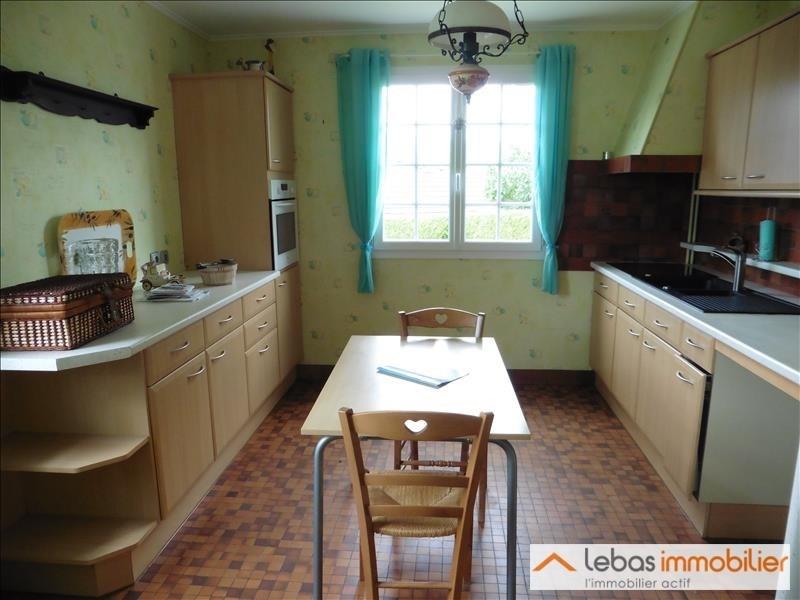 Vente maison / villa Yerville 144000€ - Photo 2